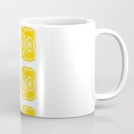 I Still Shoot Film Holga Logo - Sunshine Yellow Coffee Mug
