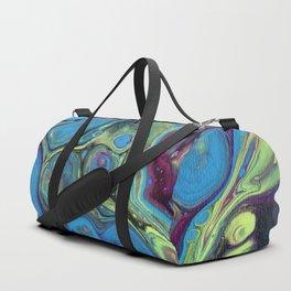 Neon Bubbles Duffle Bag