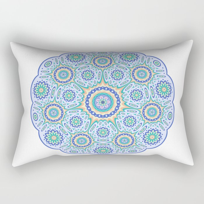 Geometric ornament Rectangular Pillow