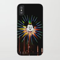 mickey iPhone & iPod Cases featuring Mickey  by AuFish92024