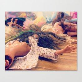 Dollplay Canvas Print