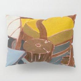 Yellow Chair Pillow Sham