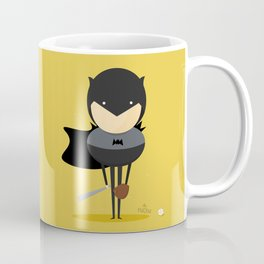 Bat man: My baseball hero! Coffee Mug