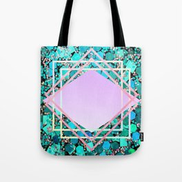 Glam and glitter Tote Bag