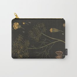 Dill (Dark Background) Carry-All Pouch
