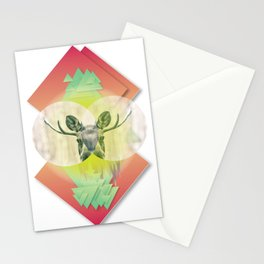 Neon Ritual Stationery Cards
