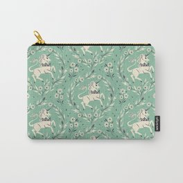 The Stirling Unicorn Carry-All Pouch