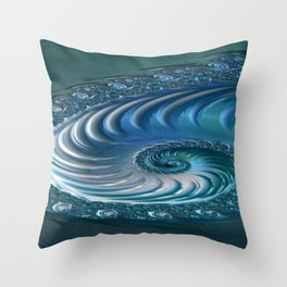 Cultured Intuition 6 Throw Pillow