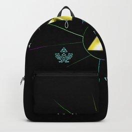ZELDA TRIFORCE SYMBOL Backpack