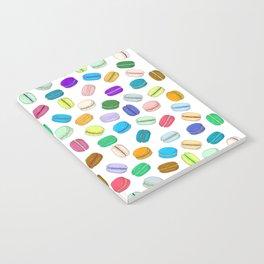 Macaron Pattern Notebook