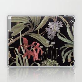 Dark Botanicals (pillow variant) Laptop & iPad Skin
