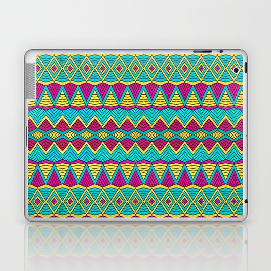 Tribal Entity Laptop & iPad Skin