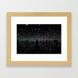 Beyond Infinite Framed Art Print