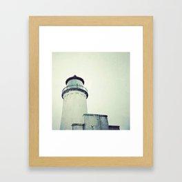 A Beacon Framed Art Print
