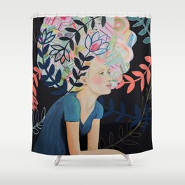 Eva Shower Curtain