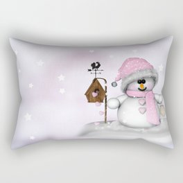 Snow child Rectangular Pillow