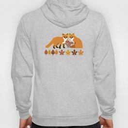 Fox Trot Hoody