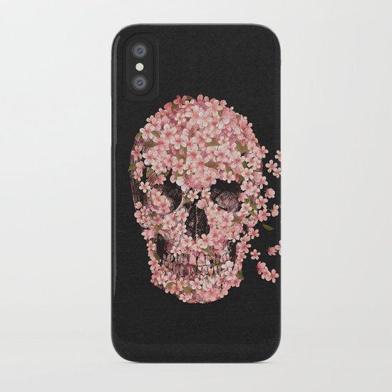 A Beautiful Death  iPhone Case