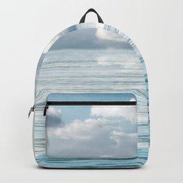 Ocean Landscape Backpack