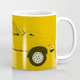 Yugo —The Worst Car in History Coffee Mug
