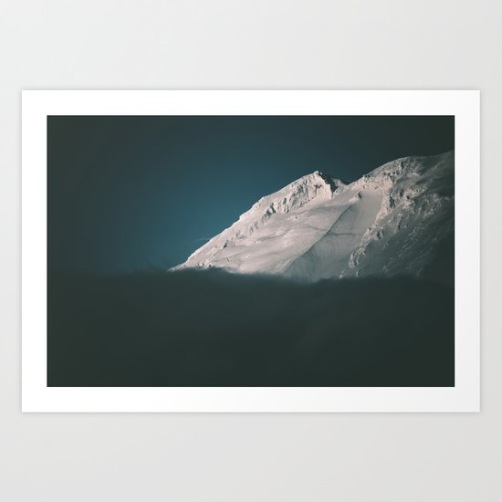 Mount Adams II Art Print
