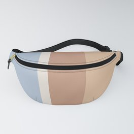 Stripes 4 Fanny Pack