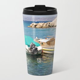 Floating Marseille Travel Mug