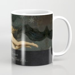 """Fly me to the moon"" Coffee Mug"