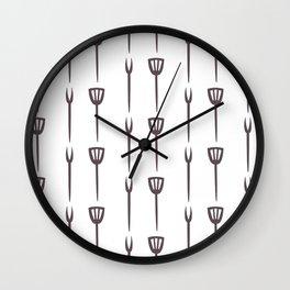 Kitchen Stuff Wall Clock