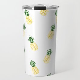 pinapple Travel Mug