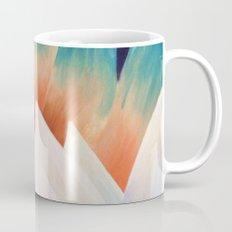 Juxtaposed Flowers   Mug