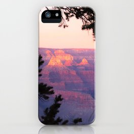 Sunset at Grand Canyon 2 iPhone Case