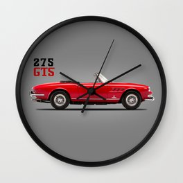 The 275 GTS Wall Clock