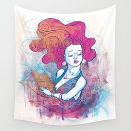 Au travers Wall Tapestry