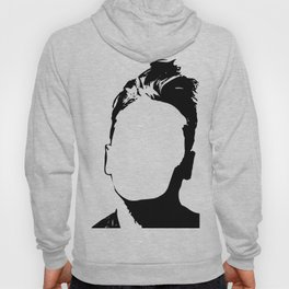 Morrisey-vacant expression Hoody