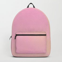Fairyfloss Pink (Dreamy Abstract Art) Backpack