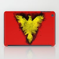 x men iPad Cases featuring Phoenix - X-Men by Trey Crim