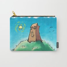 Sun on the Monolith Carry-All Pouch