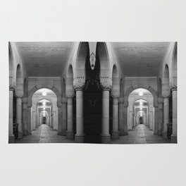 Corridors of confusion Rug