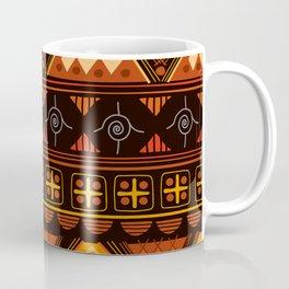 Bright Aztec Pattern Coffee Mug