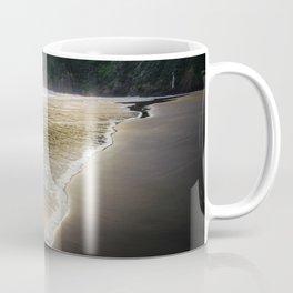 Gold & Silver Coffee Mug