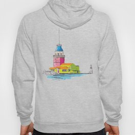 Maiden's Tower, Istanbul Hoody
