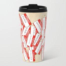 gus' funny nicknames Travel Mug