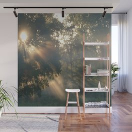 """ Heaven Shining "" Wall Mural"