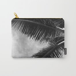 Vintage Classic Palm Tree Carry-All Pouch