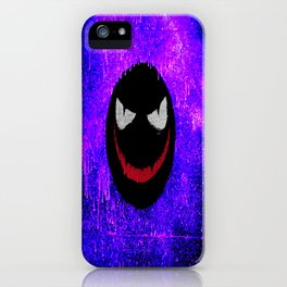 Gastly iPhone Case