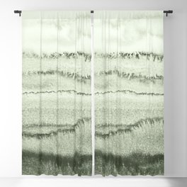 WITHIN THE TIDES - SAGE GREEN by MS  Blackout Curtain