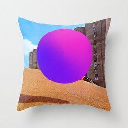 Modernismo Throw Pillow