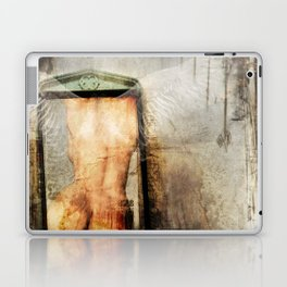 Archangel Haniel Laptop & iPad Skin