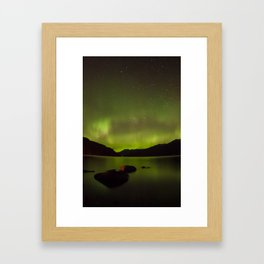 Aurora No. 2 Framed Art Print